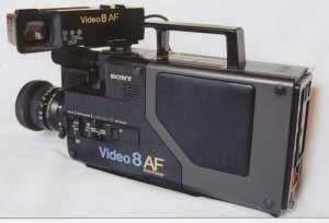 Prehistoric video gear